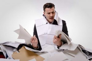 Wie Sie effektiv Papier sparen können