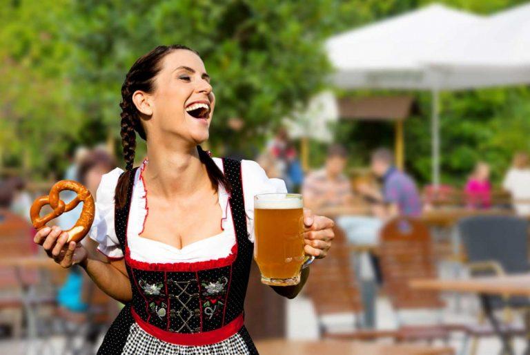 Oktoberfest und Schützenfest: Wie die Pfunde auch beim Feiern purzeln