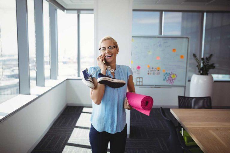 So verbessern Sie die Gesundheit Ihrer Mitarbeiter