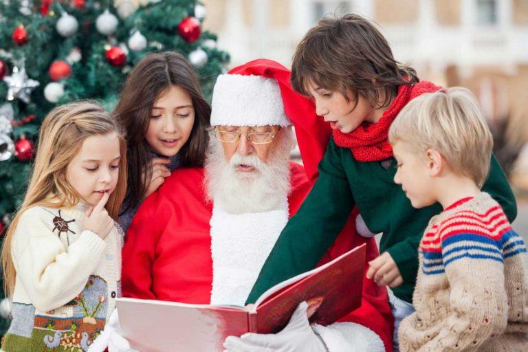 Gibt es den Weihnachtsmann wirklich? - Was antworten Sie Ihrem Kind?