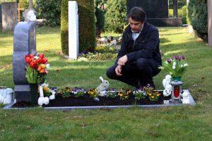 Erinnern und akzeptieren in den beiden letzten Trauerphasen