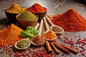 Curry und Curryblätter: Achtung - nicht verwechseln!