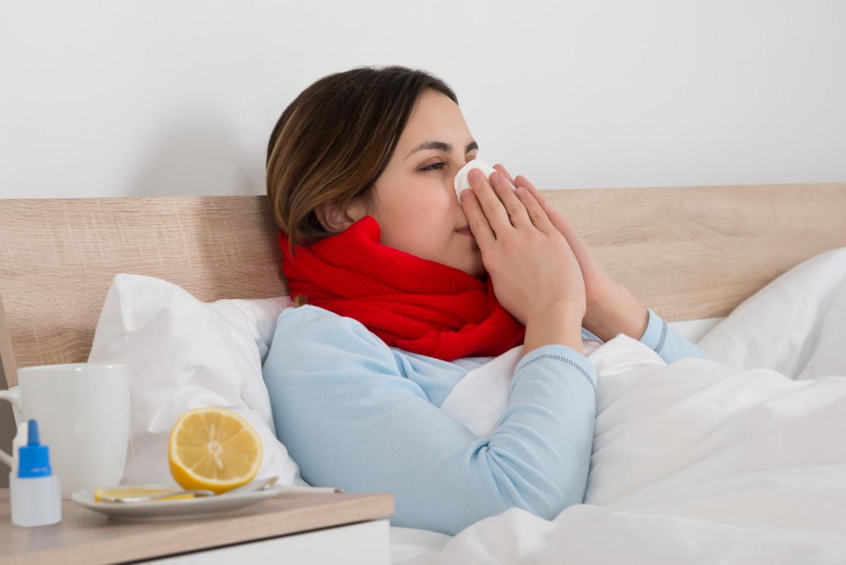 Was tun bei Erkältung?