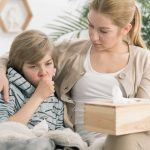 Trockenen Reizhusten bei Kindern homöopathisch behandeln