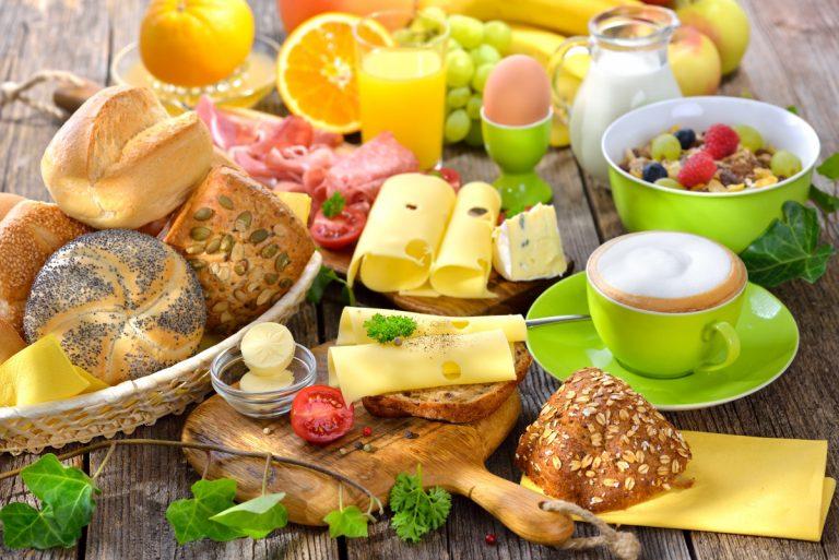 Frühstücksideen aus der Vollwertküche