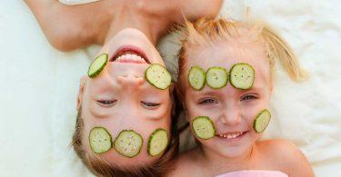 Geburtstagsfeier für Kinder - so gelingt die Wellnessparty für Mädchen