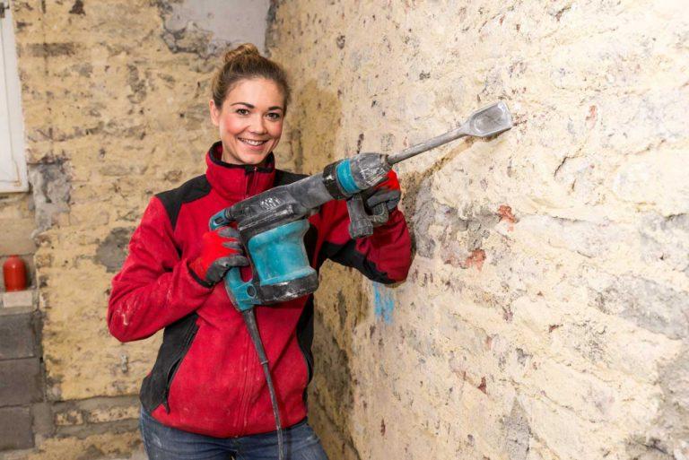 Sanieren von Gebäuden: Gefahr und Risiko vermeiden