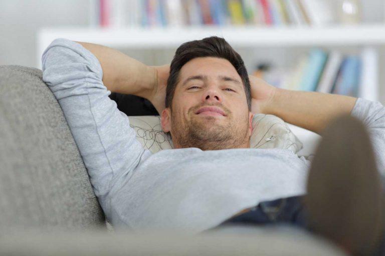 Kurze Pause: So entspannen Sie sich