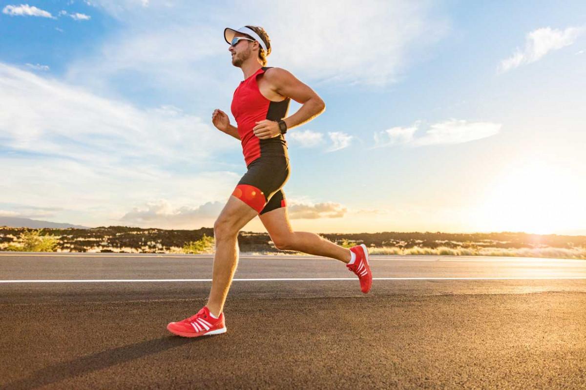 Mit höherer Schrittfrequenz schneller laufen