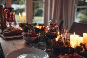 Deko-Ideen für die Weihnachtsfeier im Verein