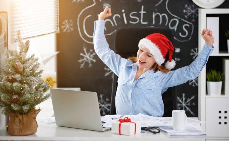 Über Weihnachten geschlossen: So sagen Sie es den Kunden!