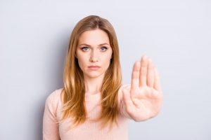 Tipps und Tricks für das richtige Neinsagen