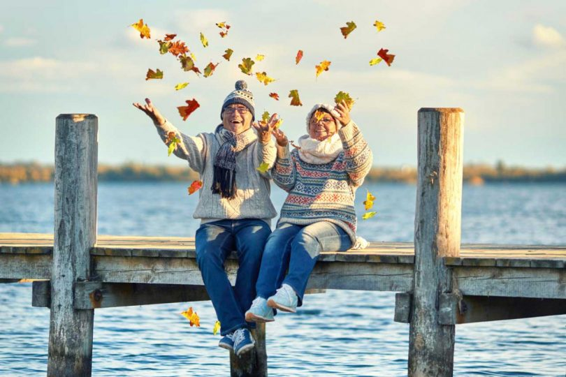 Gesundes Herz: 5 Tipps gegen die Herbstdepression