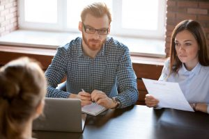 Nutzen Sie die verschiedenen Phasen eines Vorstellungsgesprächs