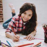 Monster zeichnen – Spiel für Kindergeburtstag und Halloweenparty