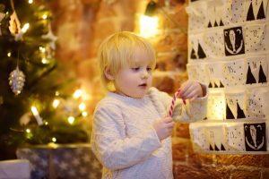 Adventskalender – gefüllt von der Familie für die Familie