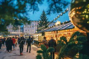 Ausflugstipps: Besuchen Sie Themen-Weihnachtsmärkte