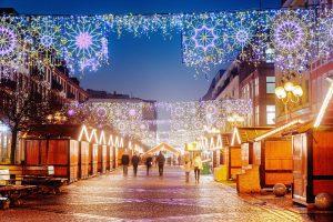 Besuchen Sie einen der ältesten Weihnachtsmärkte in Deutschland