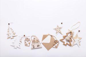 Geschäftliche Weihnachtsgrüße mit persönlichem Bezug