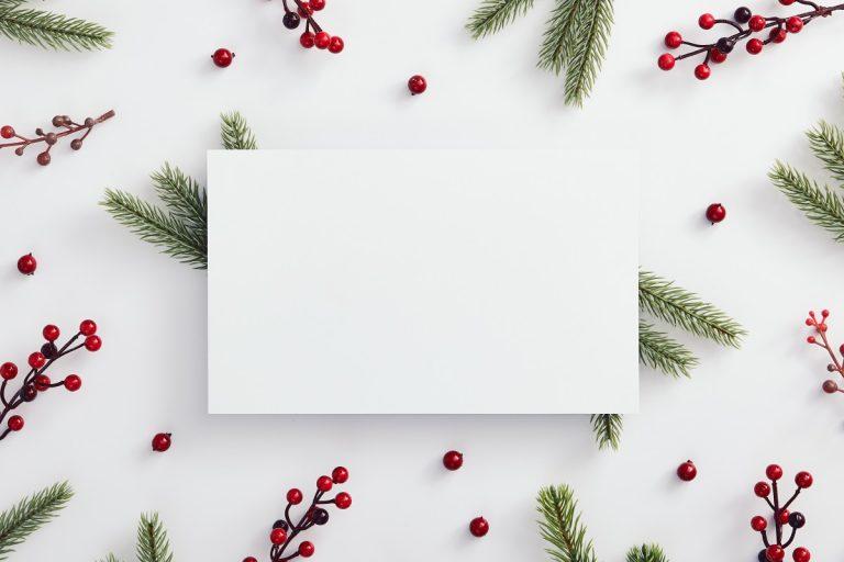 Geschlechtsneutrale Einladungen zur Weihnachtsfeier