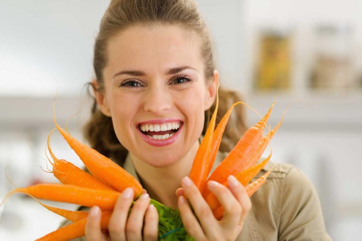 Rezepte für gute Laune: Karottenpüree mit Schwarzkümmel und Schafskäse