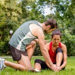 Unterscheidungsmerkmale von Sportverletzungen - was tun, wenn etwas passiert?