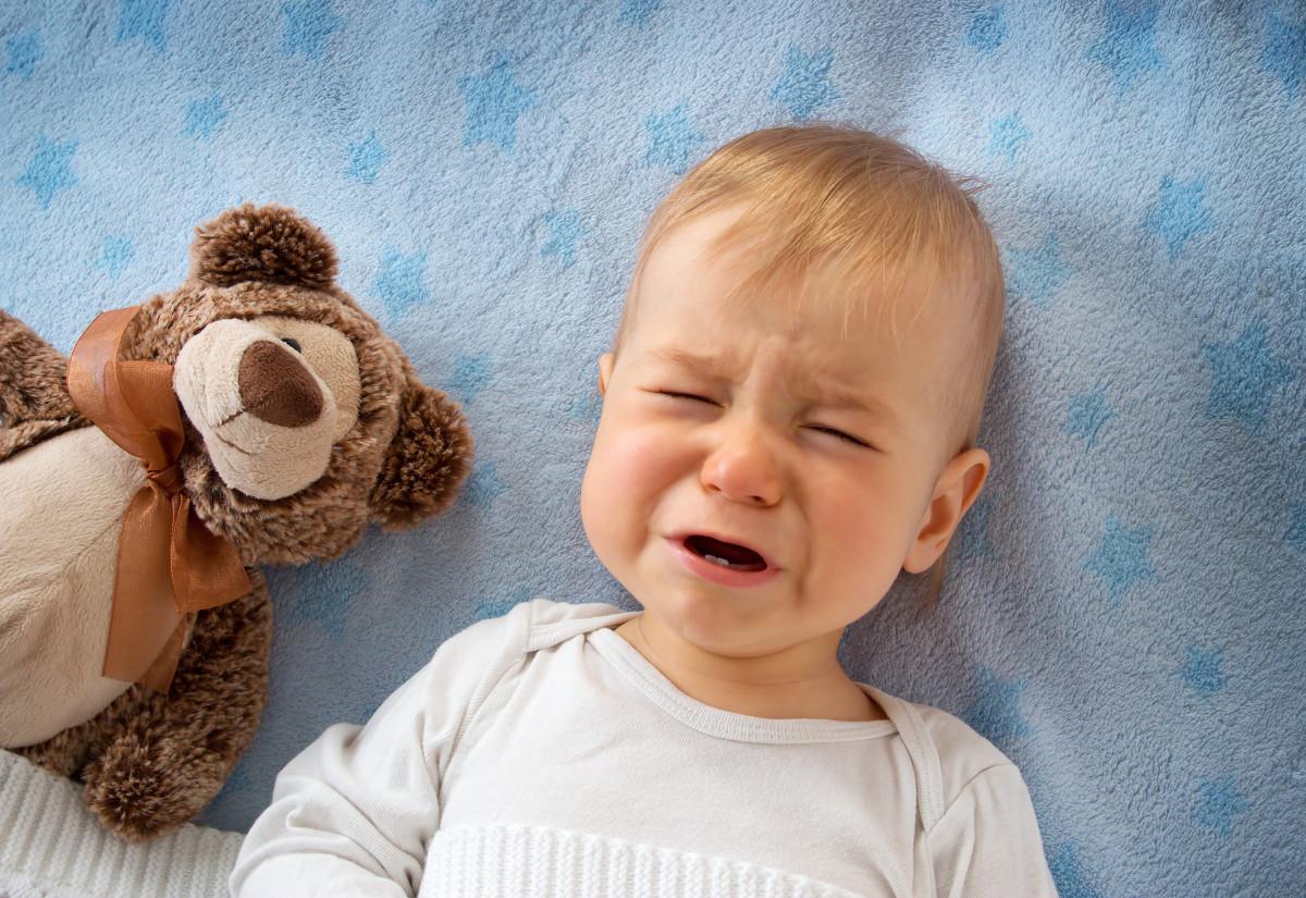 Baby schläft nicht ein - diese Mittel schaffen Abhilfe