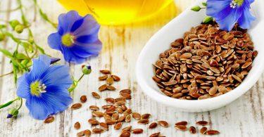 Wie Sie Leinsamen bei Verdauungsproblemen einsetzen