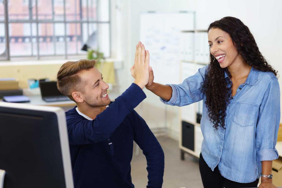 Verhelfen Sie Ihren Mitarbeitern zum Erfolg