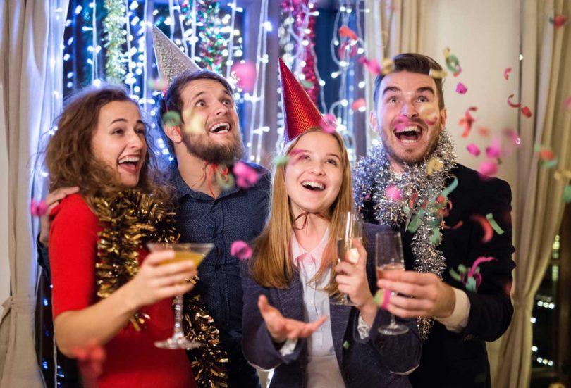 Tipps für die Silvesterparty und Silvesterbräuche