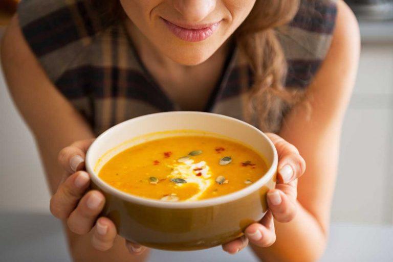 Hühnersuppe ist gut gegen Erkältung - aber was machen Vegetarier?