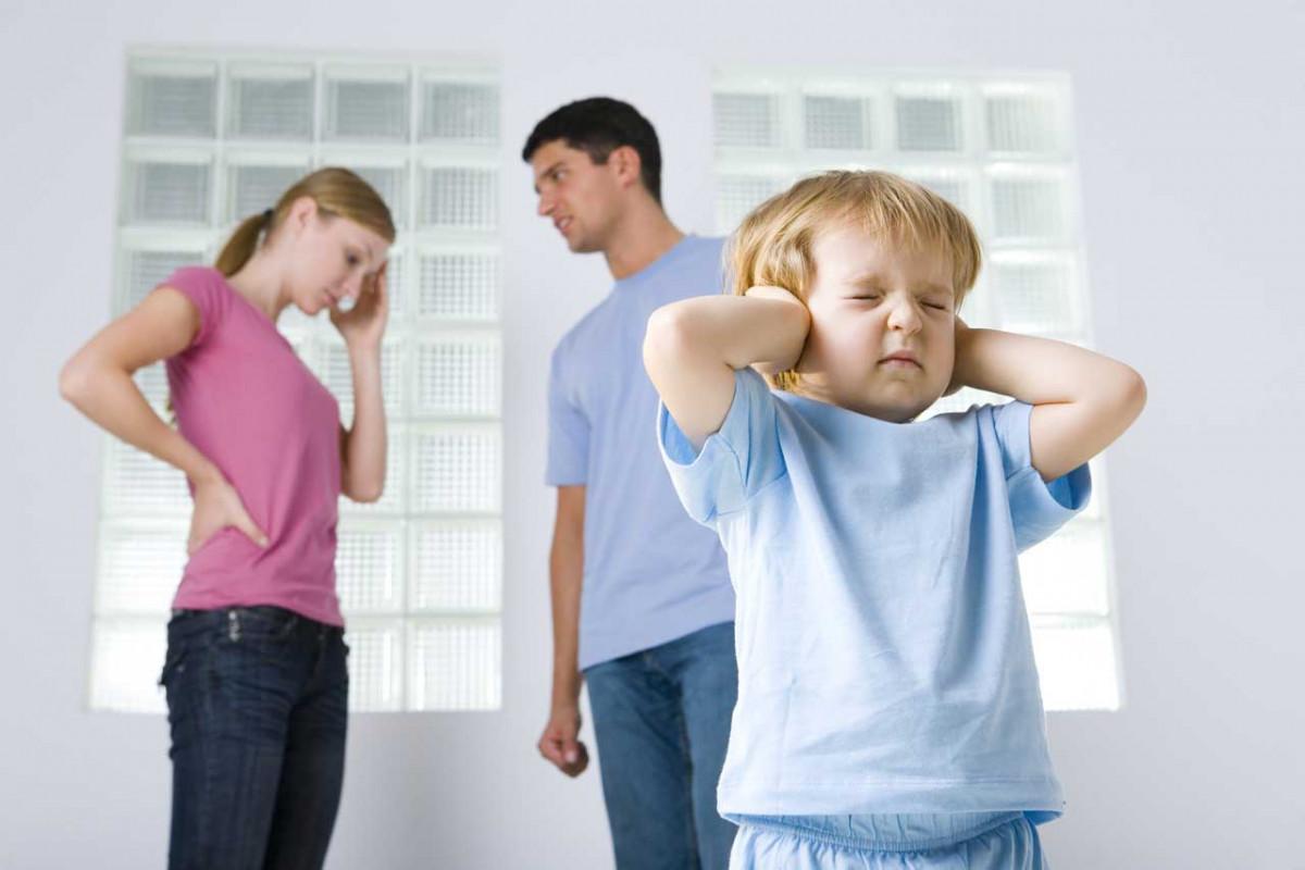 Ehekrise - So verhalten Sie sich gegenüber Ihren Kindern