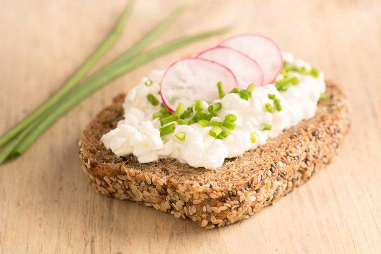 Spezielles Brot für eine Dukan-Diät