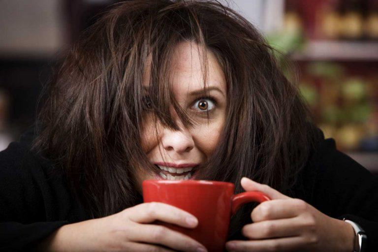 Wie der Kaffeekonsum Ihren Stress intensiviert