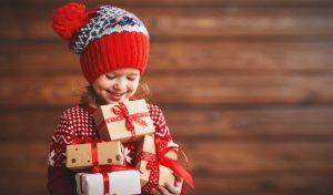 So feiern Sie einen Kindergeburtstag an oder um Weihnachten