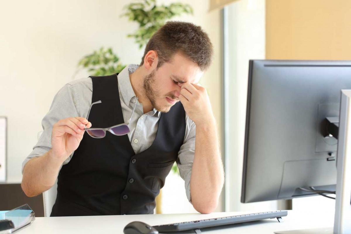 Die Reaktion auf Stress fällt bei jedem Menschen anders aus