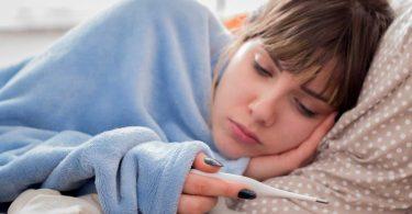 Fieber - wie kann ich es senken?