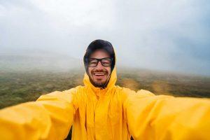 Schlechtes Wetter: Bei Regen tolle Fotos machen