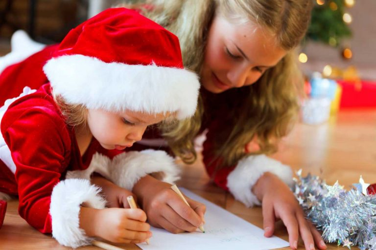 Warum Kinder und Erwachsene Wunschzettel schreiben