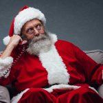 Anrufbeantworteransagen für Weihnachten