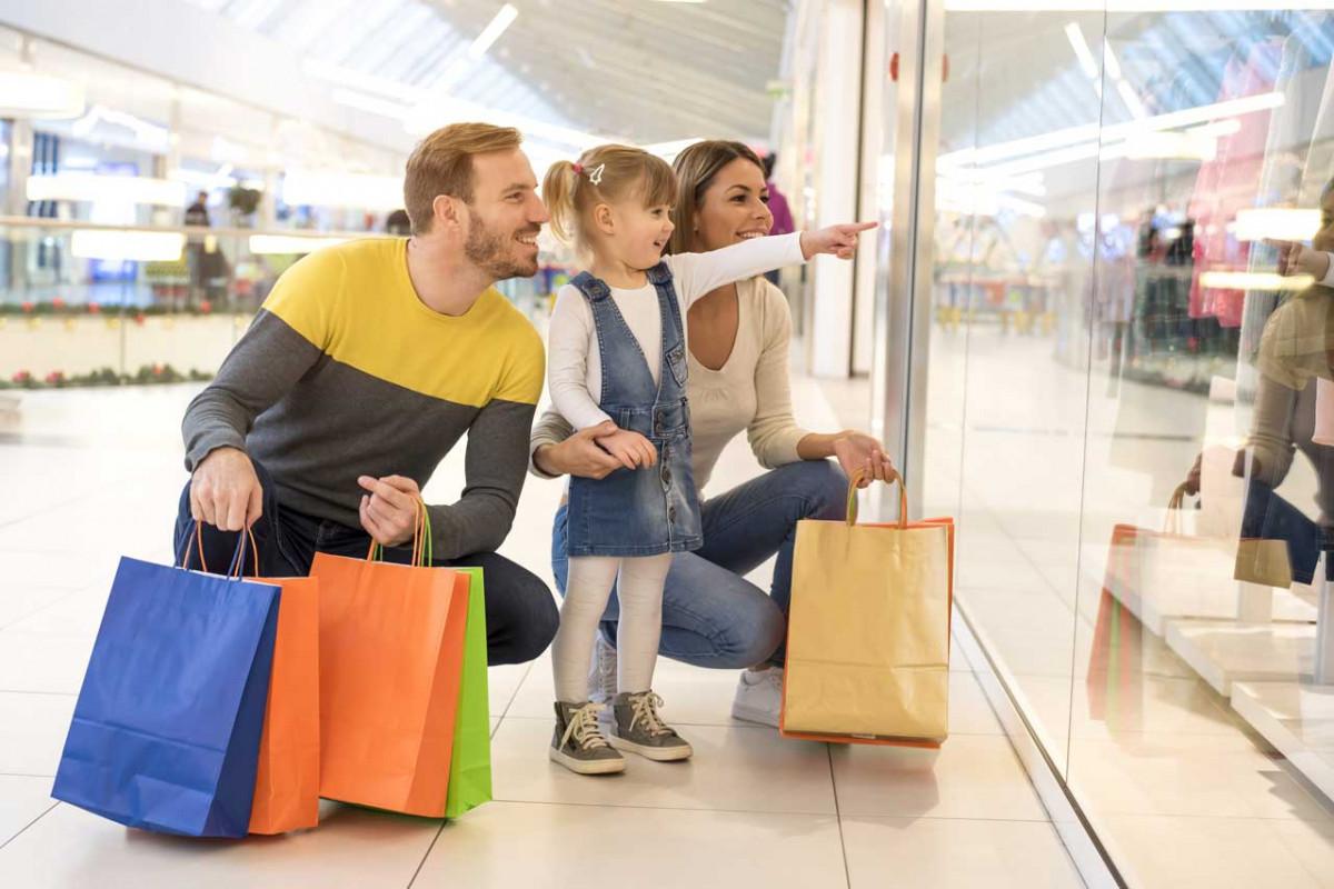 Die große Herausforderung – endlich stressfrei Einkaufen mit Kindern
