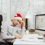 Alle Jahre wieder: Land unter zu Weihnachten?