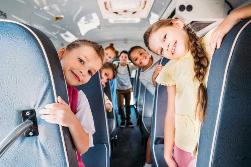 Chaos im Schulbus: Das können Sie als Eltern dagegen unternehmen