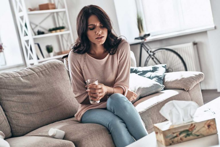 Alles was Sie über das prämenstruelle Syndrom wissen müssen
