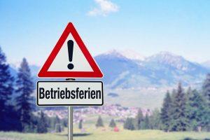 Betriebsferien anordnen: Wann ist der Arbeitgeber dazu berechtigt?