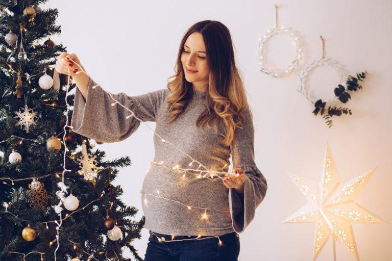 Entspannte Weihnachtszeit in der Schwangerschaft erleben