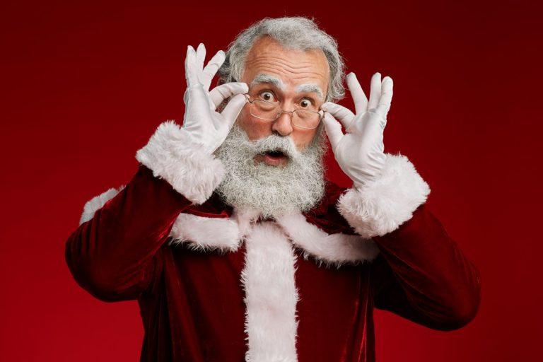 Hohohoho - Der Weihnachtsmann kommt! Tipps für den Auftritt!