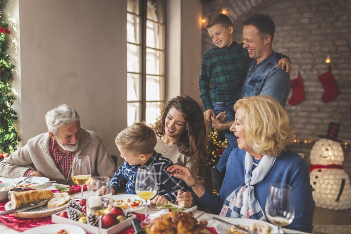 Weihnachten: Mehr Zeit für die Familie nehmen