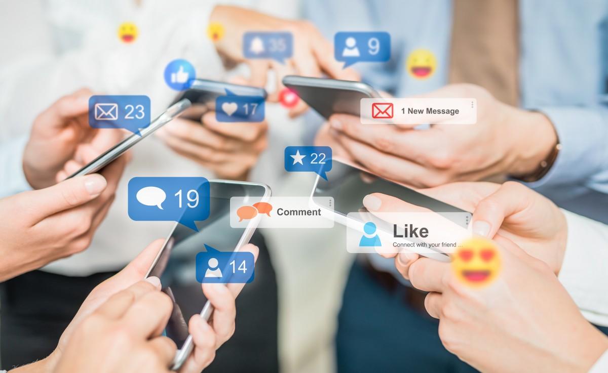Suchmaschinenoptimierung mit Hilfe von Social Media Marketing