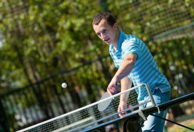 Tischtennis – um das Netz herum spielen und andere Fragen